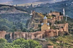 Day 1 - Arrival Day and Sightseeing Within Tbilisi