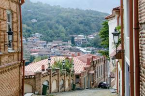 Day 4 - Visiting Sighnaghi and returning to Tbilisi